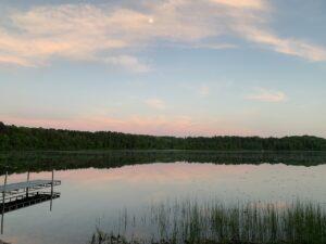 Weekend Retreat View